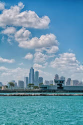 4th of July View From Navy Pier by jdblanco17