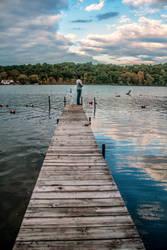 Lake Dock, M by jdblanco17