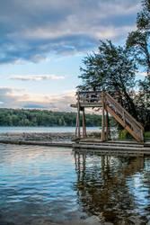 Lake Dock 2, MI by jdblanco17