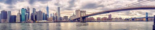 NYC-Panorama by jdblanco17