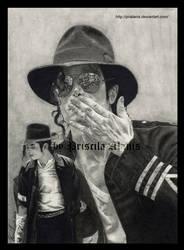 Michael Jackson by prialanis