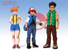 Pokemon Character Sheet