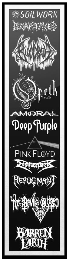 Last.fm band banner