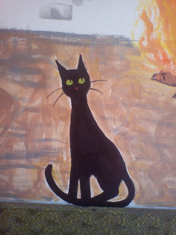 Cat by Hokova