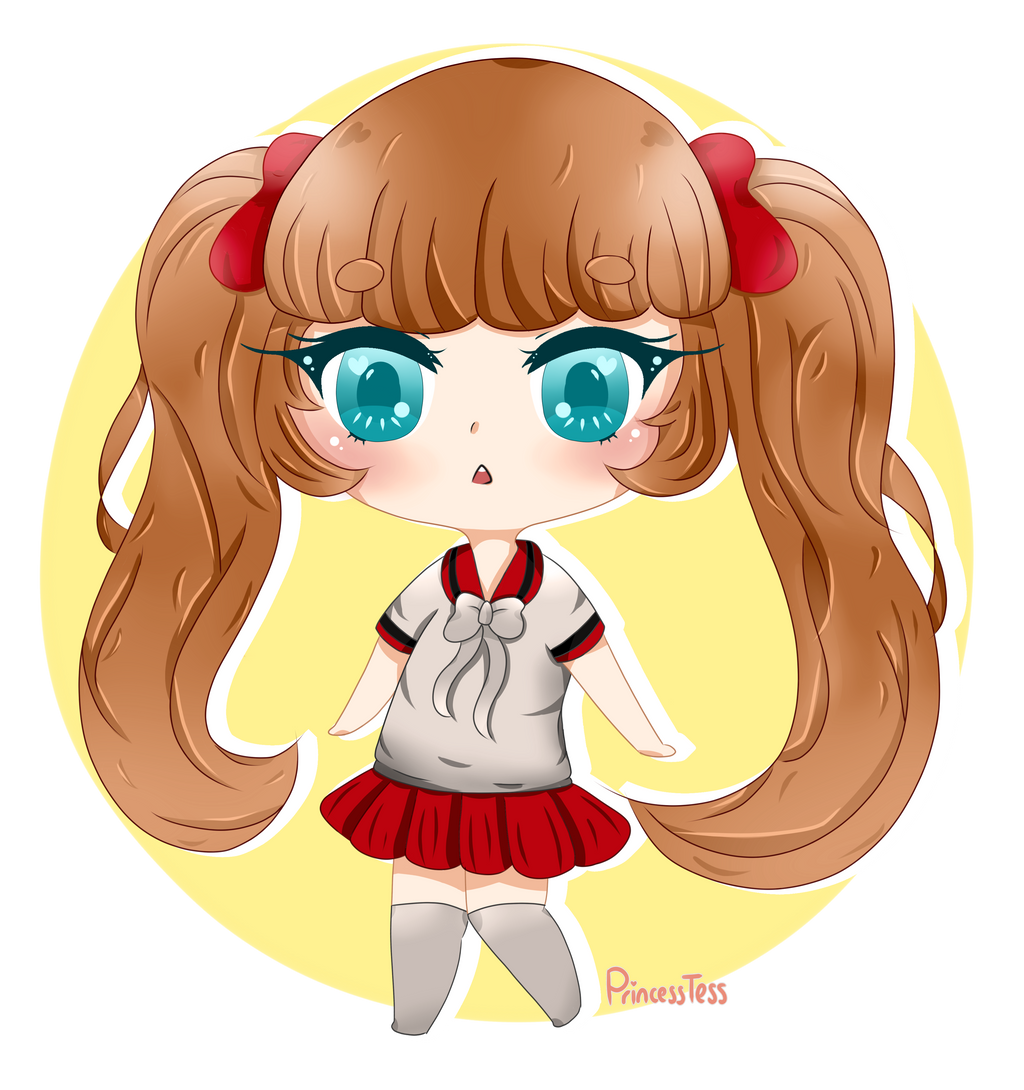 [CE] TwinTail by Tessa101