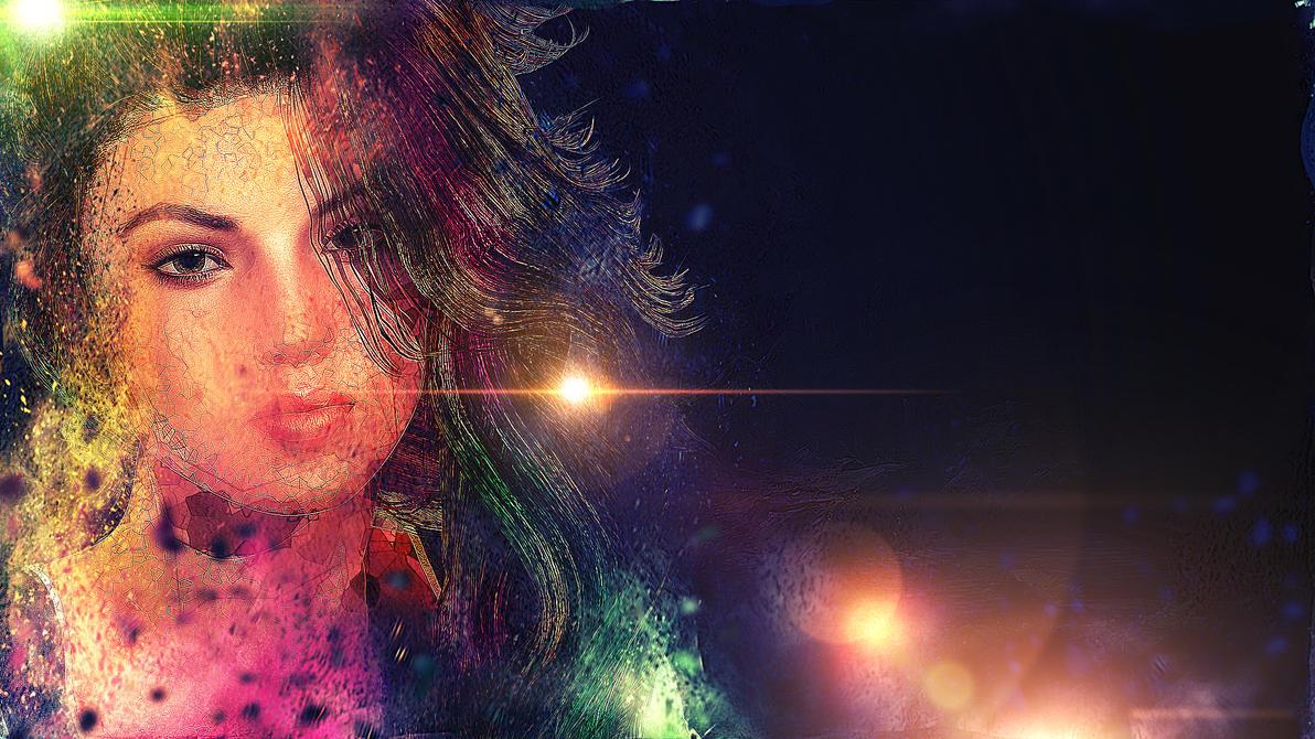 Abstract Shine by lordbunty
