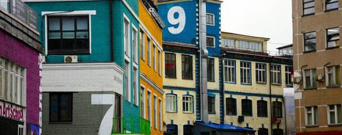 buildings by amazingVivid