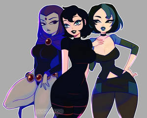 Goth Girls