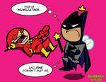 Fairly Odd Justice League