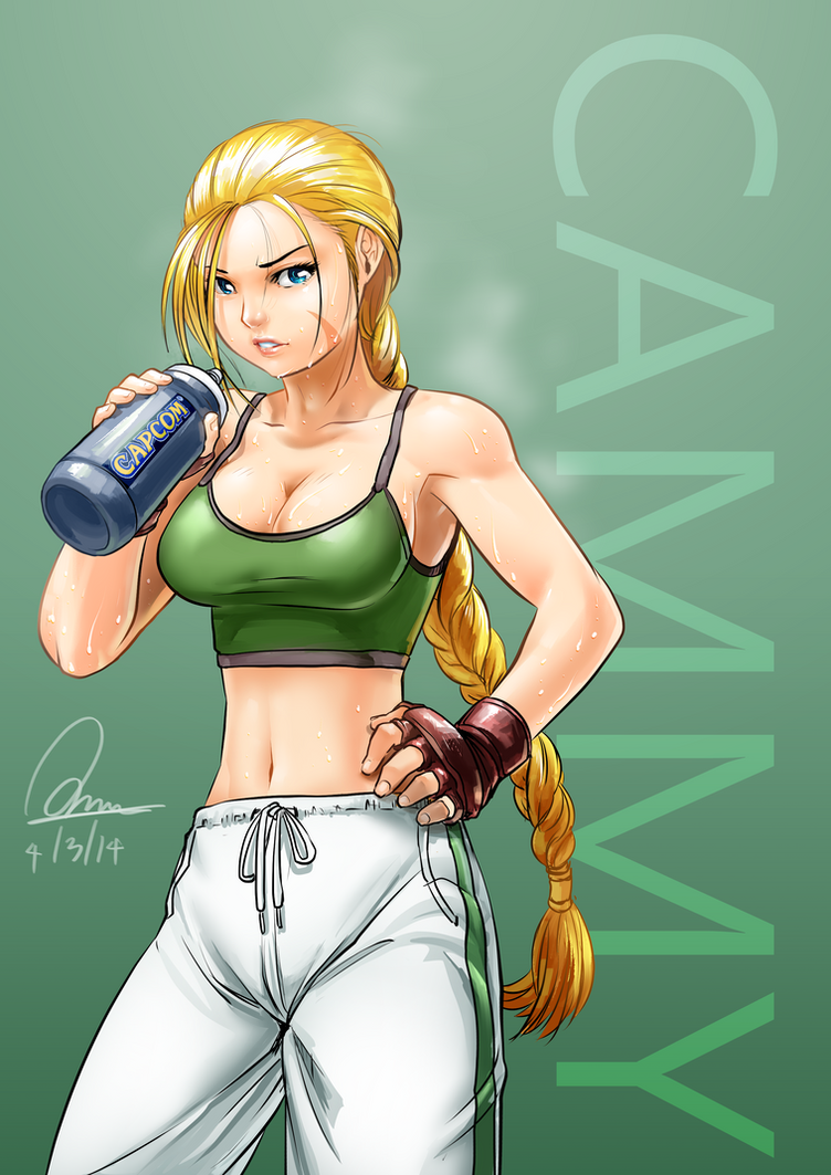 CAMMY TRAINING by Kumsmkii