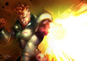 Hell's Flash !! by Kumsmkii