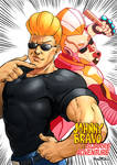 Johnny bravo bizarre adventure