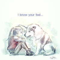 I know your FEEL... by Kumsmkii