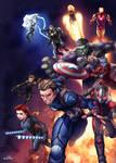 Avengers Endgame fa