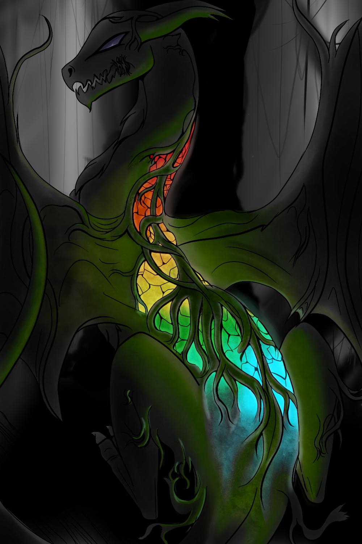 .: Rainbow dragon :. b...
