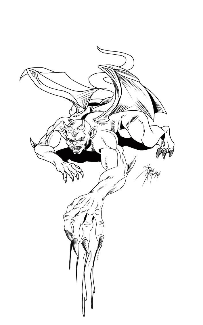 Gargoyle by Dranos