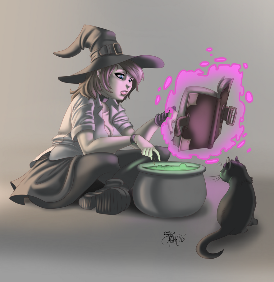 Witches Brew by Dranos