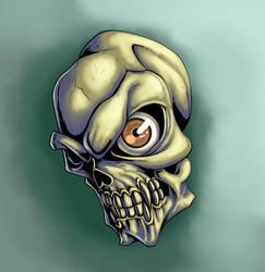 Skull by Dranos