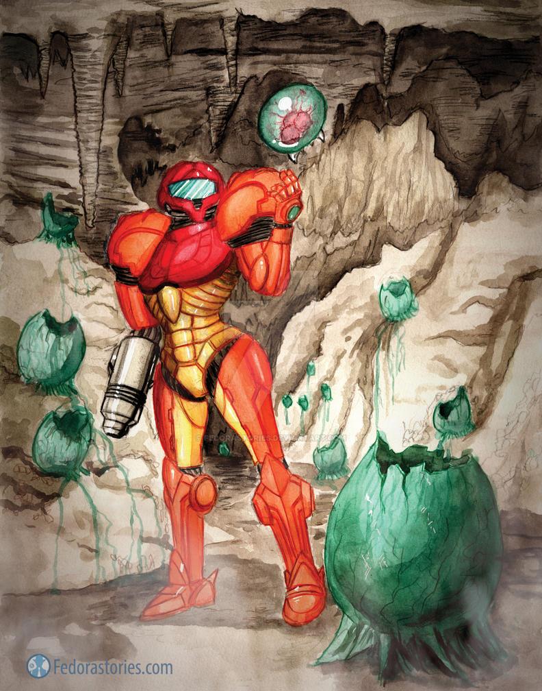 The Last Metroid - Metroid Moments