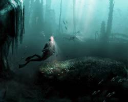 Underwater by elamaunt