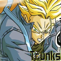 SSJ Trunks Icon