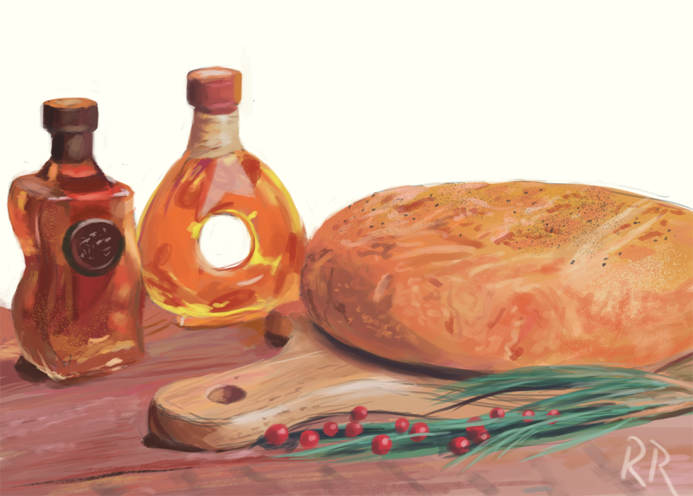 [Image: bread_and_oils_study_by_raedrob-d64klvw.png]