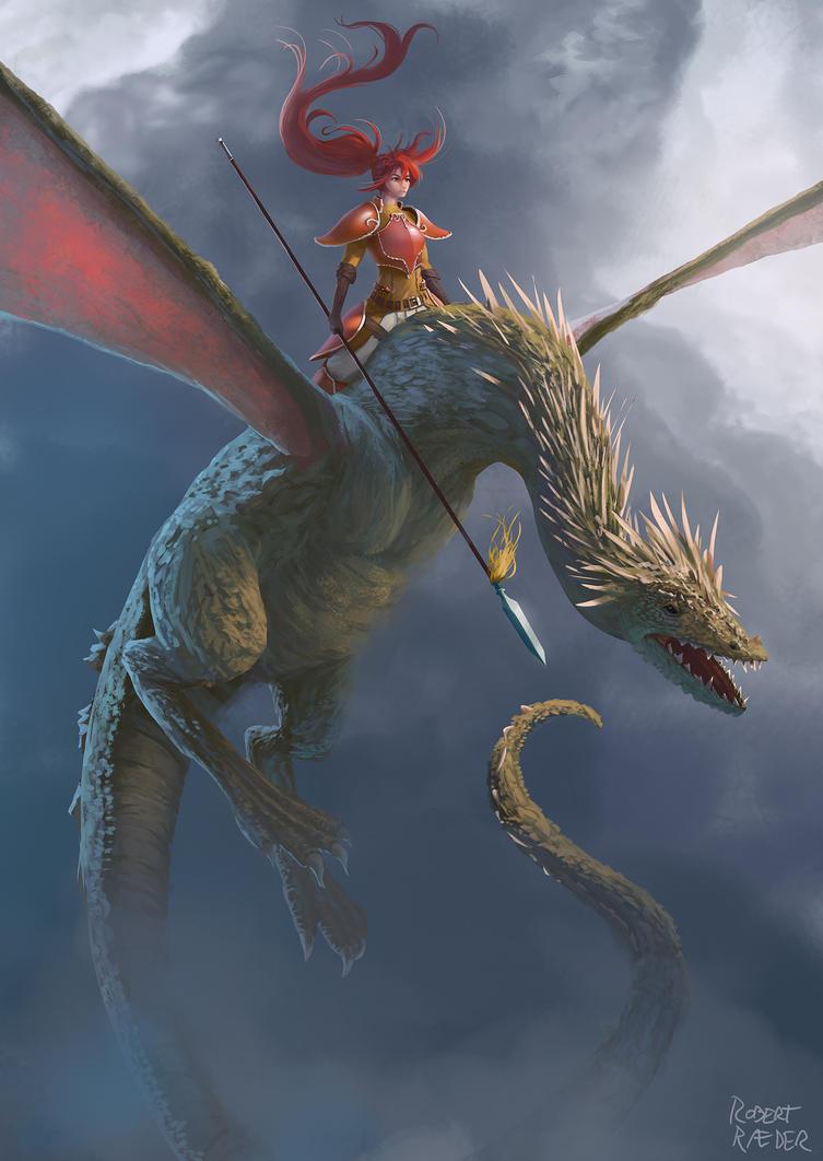 Fire Emblem: Jill Fizzart by Raedrob