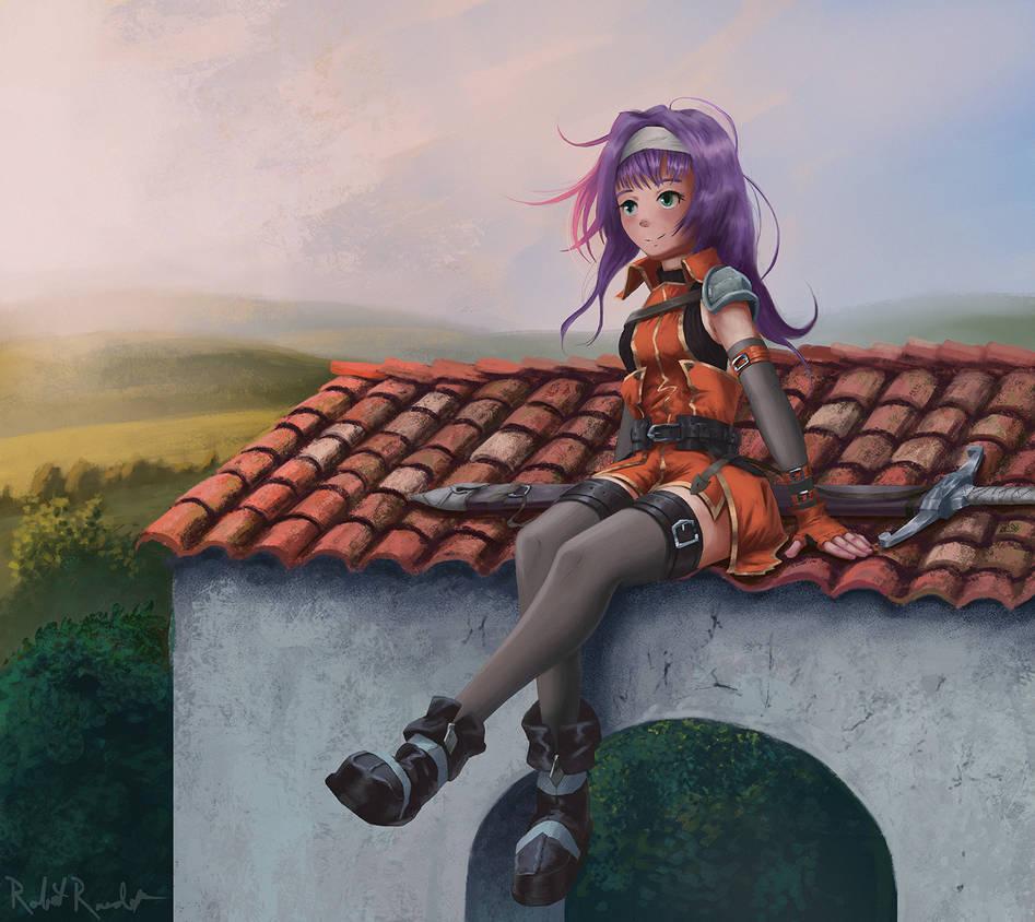 Mia by Raedrob