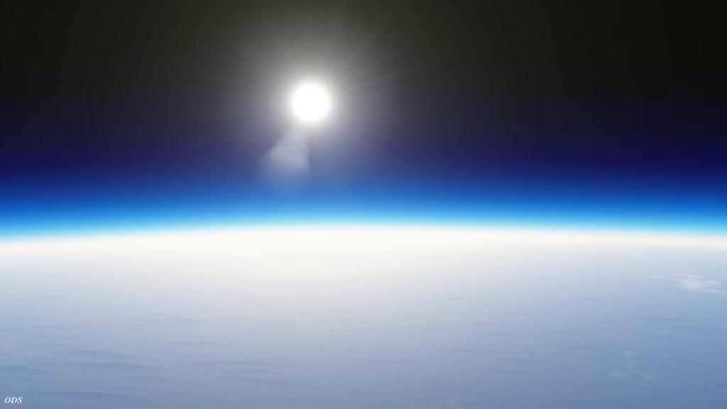 Stratosphere by VikingStormtrooper
