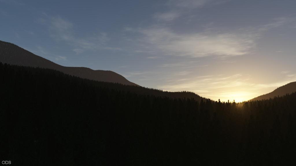 Golden Valley by VikingStormtrooper