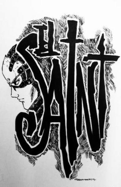 Logo Saint by El-Saint