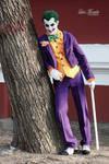 Cosplay: The Joker...