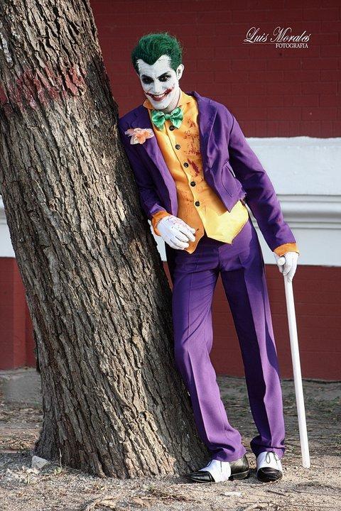 Cosplay: The Joker... by El-Saint