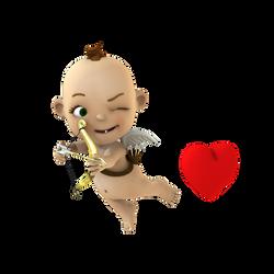 Cupid2 by unrulywitch