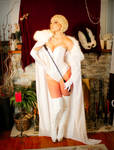 Emma Frost White Queen
