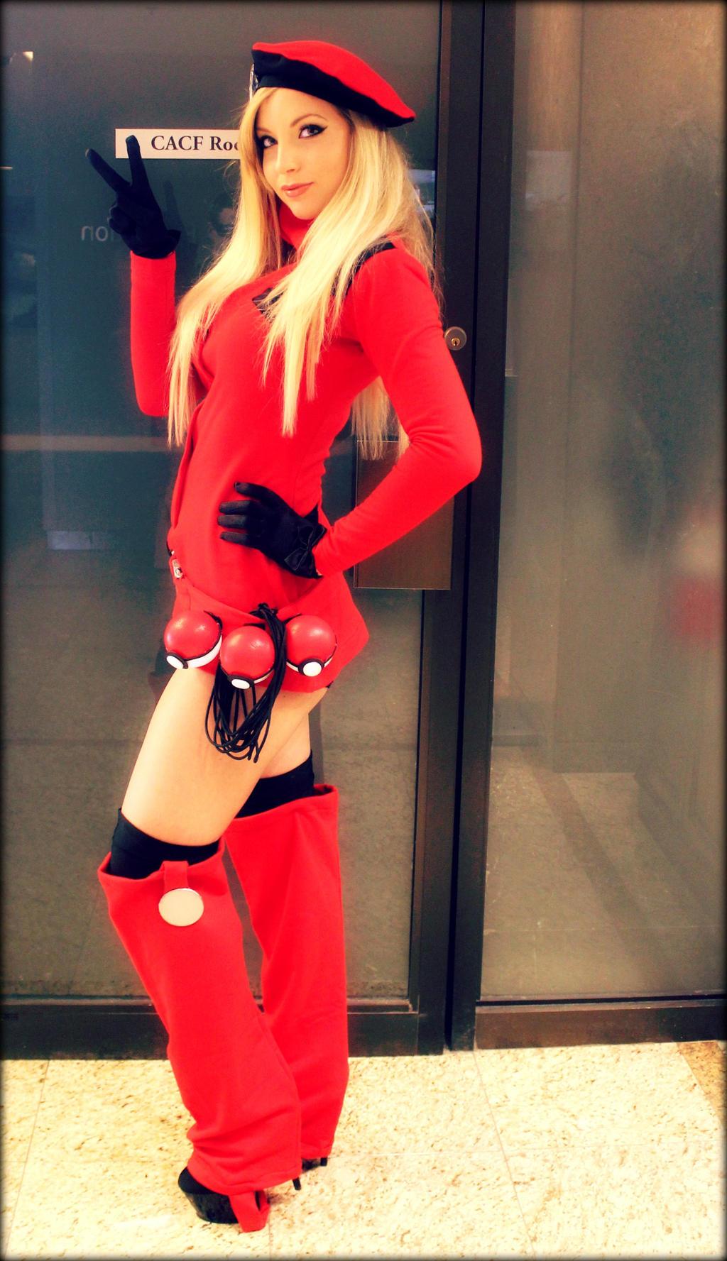 pics nude female orange cosplay