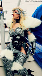 Valkyrie by CosplayButterfly