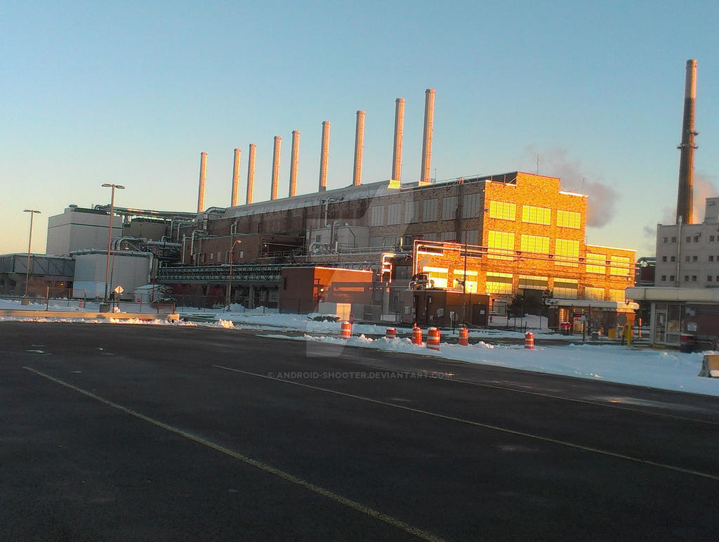 Kodak facility seen from tthe west by Android-shooter