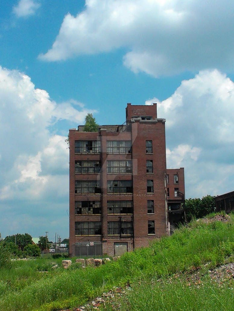 Abandoned Delco plant by Android-shooter