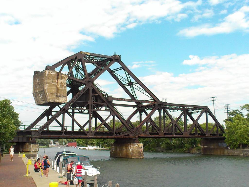 Buffalo river bridge by Android-shooter