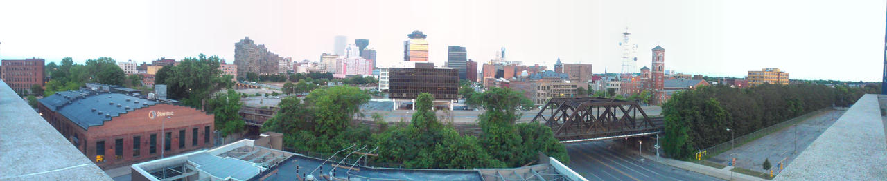 Downtown Rochester by Android-shooter