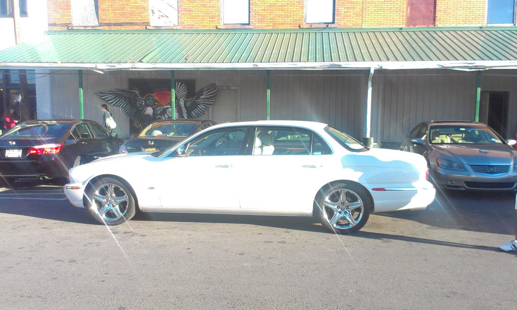 Jag XJ8 L by Android-shooter