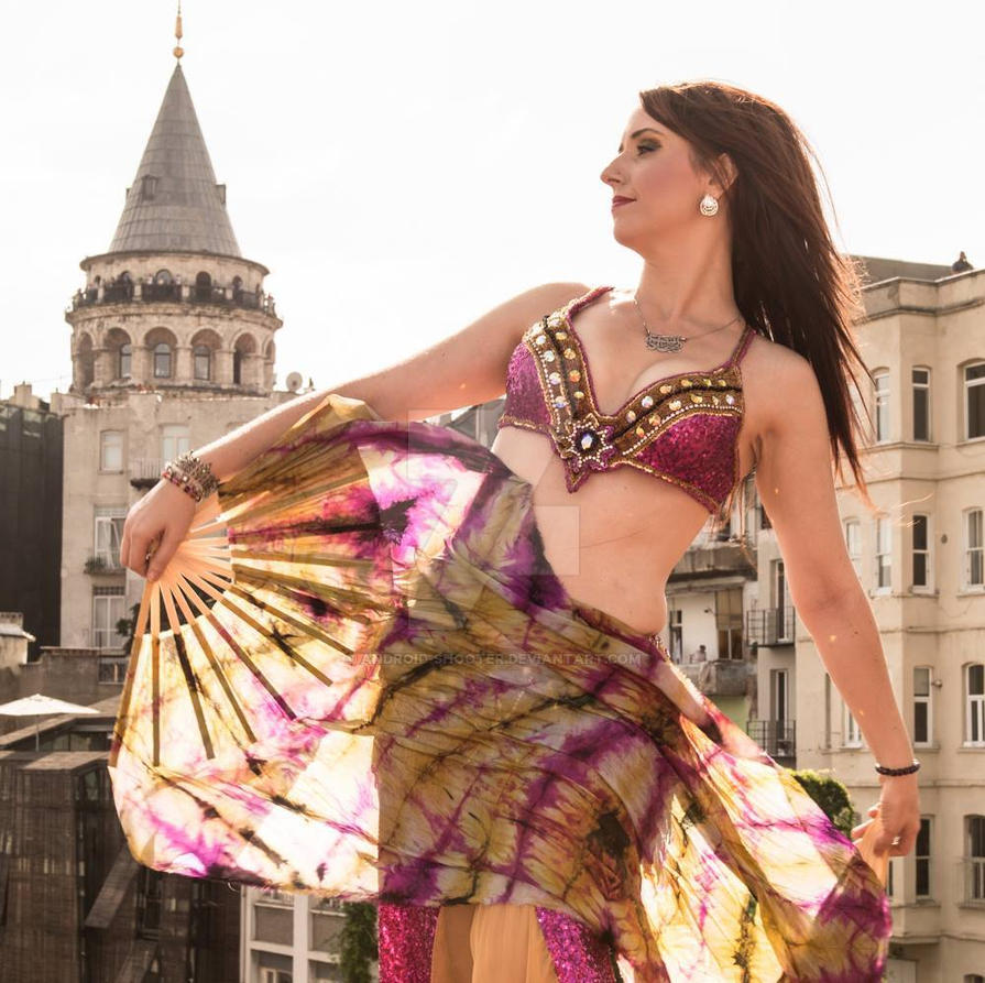 Greek dancer in Turkey by Android-shooter