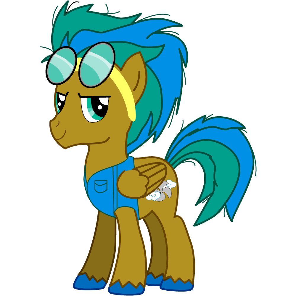 Requested My Little pony vector comission by JuliefooDesigns