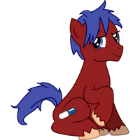 My Little Pony - vectored pony by JuliefooDesigns