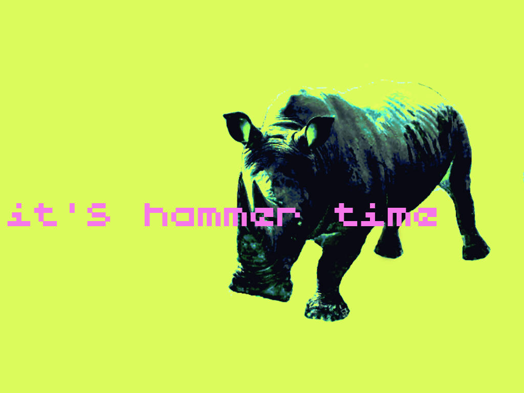 Hammer Time. by pc9001