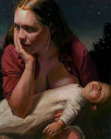 Mother and Child by Cefalo
