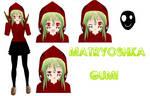 MMD: Matryoshka Gumi DL