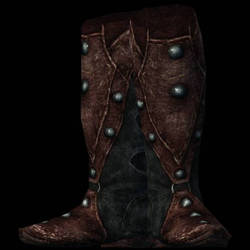 Shrouded Boots by Duelboy12