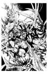 Wolverine Origin 36 Inked